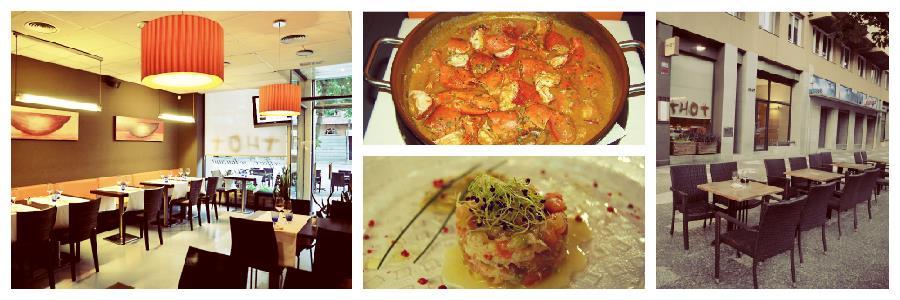Restaurant Thot (Girona)